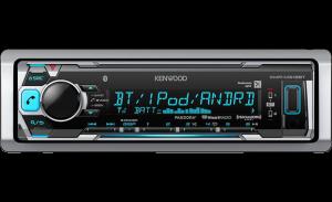 kenwood marine audio system