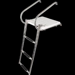 telecopic swim ladder