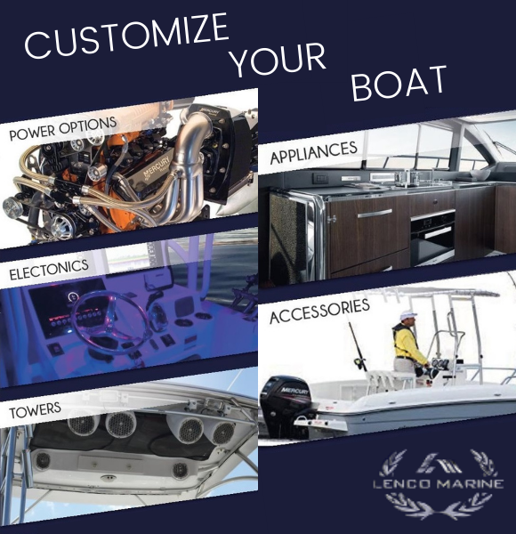 customize your boat